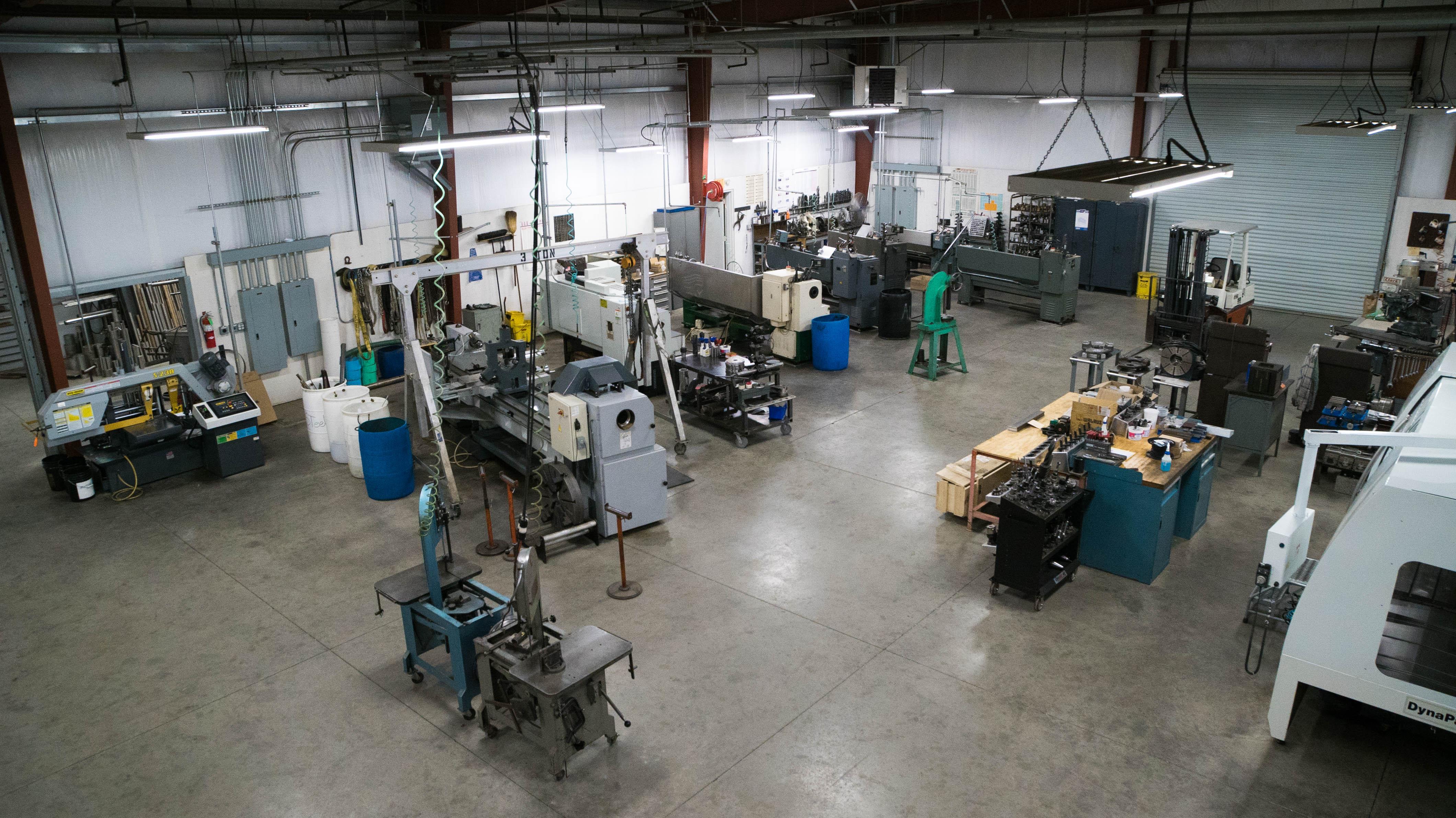 Dix Machine Shop – Dix Machine Shop